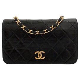 Chanel-CHANEL TIMELESS MINI-Noir