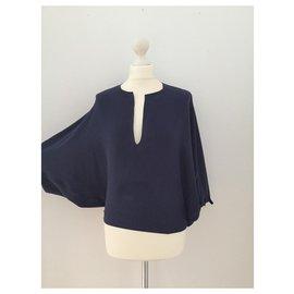 Chloé-Tops-Dark blue