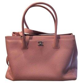 Chanel-Chanel Rose Executive cabas-Rose