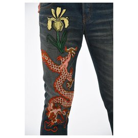 Gucci-Gucci jeans new-Blue