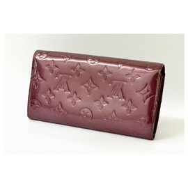 Louis Vuitton-Louis Vuitton Portefeuille Sarah-Violet