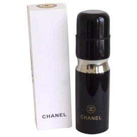 Chanel-CHANEL Edelstahl-Thermoskanne-Schwarz