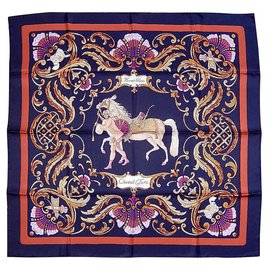 Hermès-TURKISH HORSE-Multiple colors