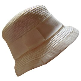 Georges Rech-bell hat-Eggshell