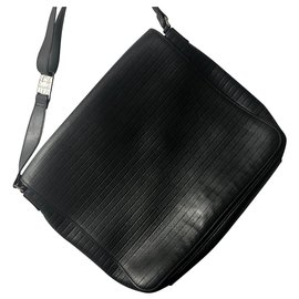 Dior-Dior Men's Messenger Bag-Black