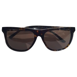 Burberry-Oculos escuros-Marrom