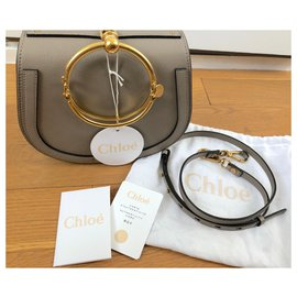 Chloé-Chloé Nile Bracelet Medium-Grey