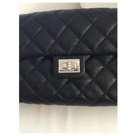 Chanel-Belt pouch CHANEL Uniform-Black