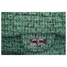 Chanel-Sacs à main-Vert