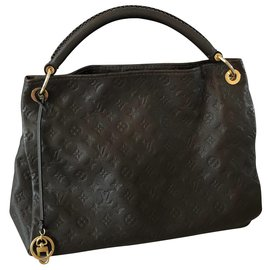 Louis Vuitton-Arsty-Marron,Marron foncé