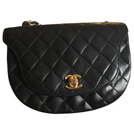 Chanel-Chanel vintage-Noir