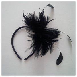 Autre Marque-Accessoires pour cheveux-Noir