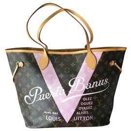 Louis Vuitton-Sacs à main-Chocolat