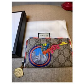 Gucci-Collection Courrier-Marron