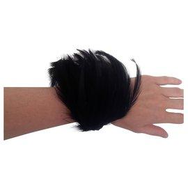 Autre Marque-Bracelets-Noir