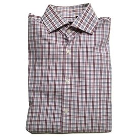 Hugo Boss-Gingham shirt-Multiple colors
