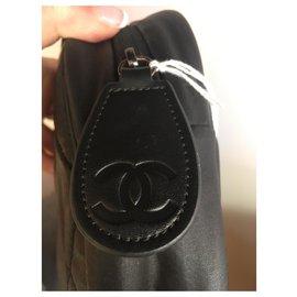 Chanel-Sonstiges-Schwarz,Weiß