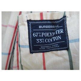 Burberry-Waterproof Burberry vintage size  48/50-Light brown