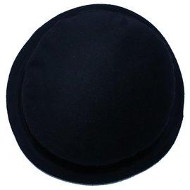 Burberry-Hats-Black