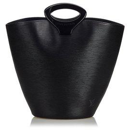 Louis Vuitton-Louis Vuitton Black Epi Noctambule-Black