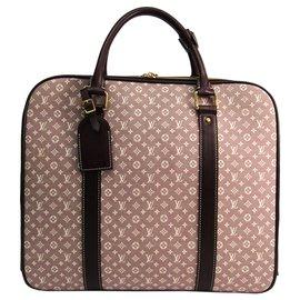 Louis Vuitton-Louis Vuitton Brown Monogram Idylle Epopee-Brown,Beige,Light brown