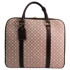 Louis Vuitton-Louis Vuitton Epopée Idylle Monogramme Marron-Marron,Beige,Marron clair