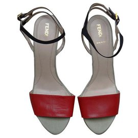 Fendi-Sandals-Multiple colors