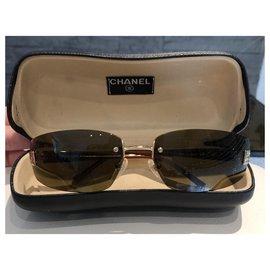 Chanel-Sunglasses-Bronze