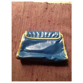 Marc Jacobs-marc jacobs pochette-Bleu