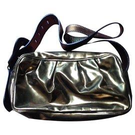 Fendi-Fendi Bronze Tasche-Bronze
