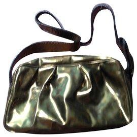 Fendi-Fendi bronze bag-Bronze