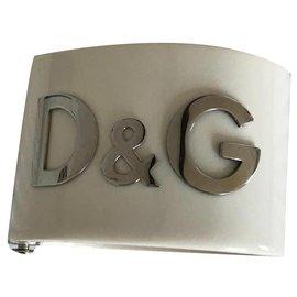 Dolce & Gabbana-Armbänder-Weiß