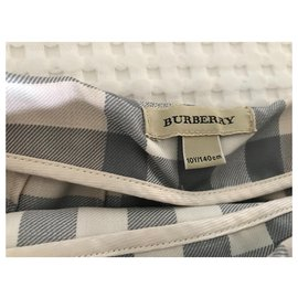 Burberry-Jupe fille-Beige