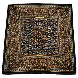Hermès-Jagen in Indien-Schwarz