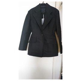 Proenza Schouler-Jackets-Black