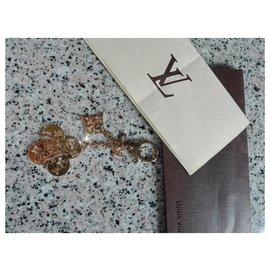 Louis Vuitton-Taschenanhänger-Golden
