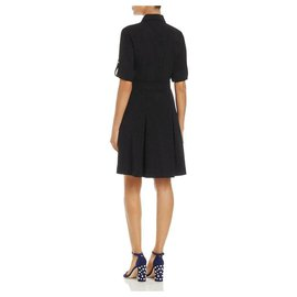 Michael Kors-Stunning black shirt dress Michael Kors M-Black