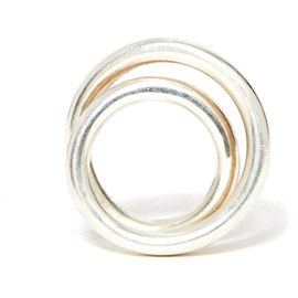 Hermès-VERTIGE SILVER-Silber