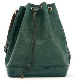 Louis Vuitton-NOE GREEN VINTAGE-Vert