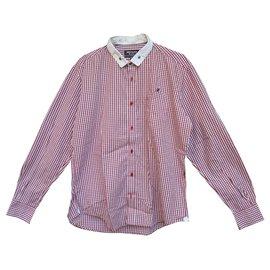 Autre Marque-shirt Serge Blanco size XXL mint condition-Red