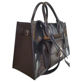 Balenciaga-Handbags-Black
