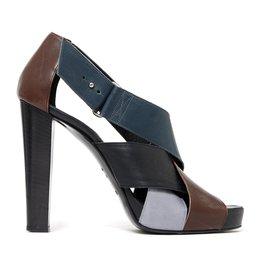 Hermès-MEHRFARBIG FR40-Mehrfarben