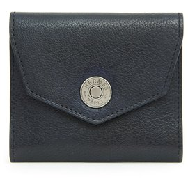 Hermès-BLACK SADDLE-Black,Silvery