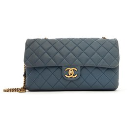 Chanel-TIMELESS DENIM COLOR 30-Blue