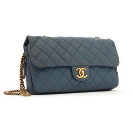 Chanel-TIMELESS DENIM COLOUR 30-Bleu