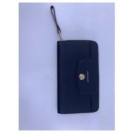 Longchamp-Longchamp wallet-Black