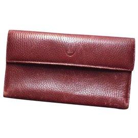 Cartier-companion cartier-Dark red