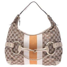 Gucci-Gucci handbag-Brown