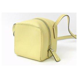 Bally-Bally Shoulder Bag-Yellow