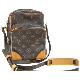 Louis Vuitton-Louis Vuitton Amazone-Marron